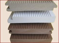 Pedane In Plastica Da Giardino.Pavimenti Per Esterni In Plastica Che Sembra Legno